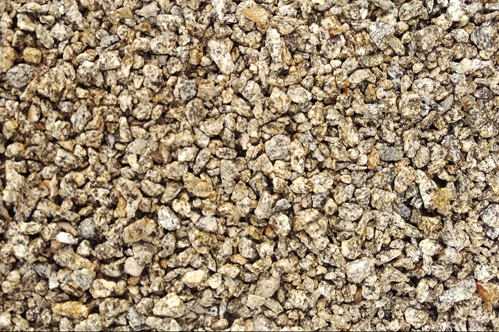 Granite chippings 8-14mm